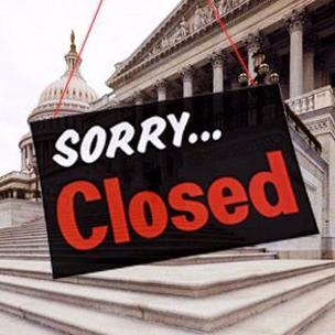 A federal shutdown looks more and more likely as a deadline approaches.