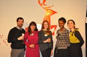 You know that dazzling holiday outfit you admired at that recent holiday  party? It may have just come from Goodwill of Greater Washington,  possibly even during the organization's recent Pop-up Shop event at the  Pepco Edison Place Gallery. A team from Gensler.