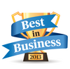 Welcome to Best in Business for 2013