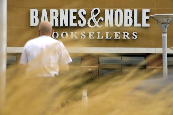 Barnes & Noble has been struggling to keep stores open as the rise of e-books becomes more popular.