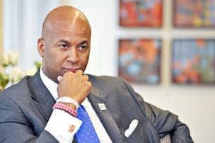 D.C. Council member Michael Brown