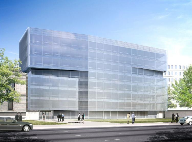 Carr Properties plans to hold a ceremonial groundbreaking Thursday on a 122,000-square-foot building to be developed at 1700 New York Ave. NW.