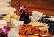 There was quite a cheese spread at Thursday's Women Who Mean Business event.