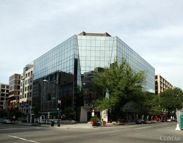 Rockrose Development Corp. has a contract to acquire 1900 M St. NW for $55 million from an affiliate of Dweck Properties Inc.