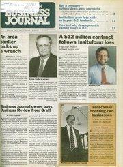 Week of June 1, 1987