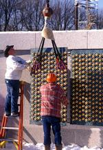 Under Construction: National World War II Memorial photos