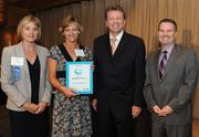 Virginia Hospital Center received the No. 9 award for companies with 1500+ employees.