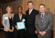 CareFirst BlueCrossBlueShield was No. 5 for companies with 1500+ employees.