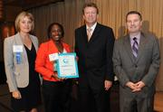 No. 4  for companies with 1500+ employees went to Allstate Insurance Co.