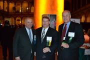 From left, Sam Schreiber of Wells Fargo, Gary Tabach of Deloitte LLP and Joe Bower of Argy, Wiltse & Robinson PC.
