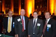 From left, John Niehoff, Bill Apple, Brian Clark and Bob Hottle, all of Baker Tilly Virchow Krause LLP.