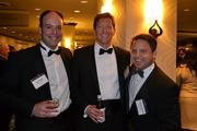 From left, Eric Heintz of M&T Bank, Mike Zaramba of Altron Inc. and Kevin McCormack of M&T Bank.