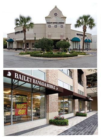 Bailey Banks & Biddle will open its newest outlet store in Prince William County.