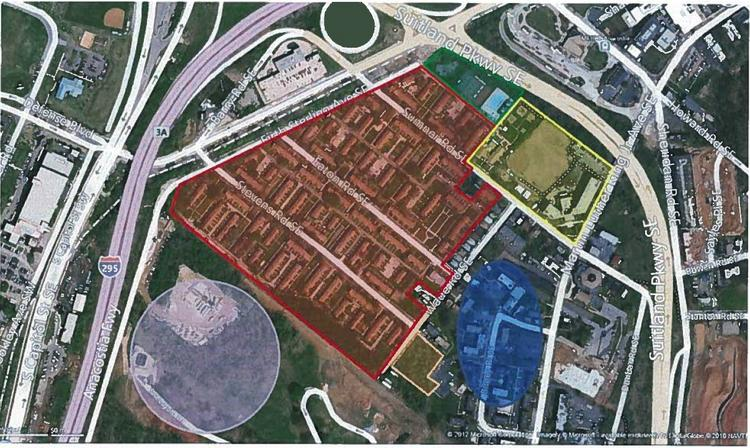 The Barry Farm development area covers 26 acres in Southeast D.C. and includes more than 1 million square feet of development area. The D.C. Housing Authority has launched its search for a master development team.