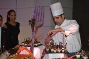 Guests flocked to D.C. Central Kitchen's annual Capital Food Fight fundraiser Nov. 10 at the Ronald Reagan Building to watch local chefs, including Javier Romero, executive chef at Taberna del Alabardero, duke it out.