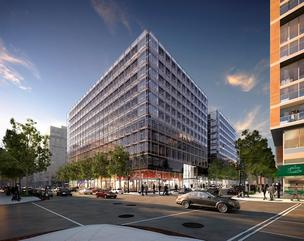 Covington & Burling LLP has signed a lease to relocate its downtown D.C. offices to CityCenterDC