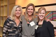 From left, Katherine Ferguson of Cooley, Kimberly Miller and Natalie Buford-Young of Rainfield Group.