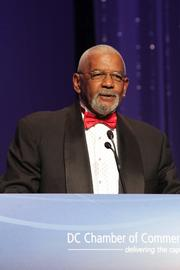 The evening's Lifetime Legacy Award went to NBC's Jim Vance.