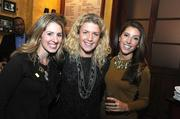 Carmine's honored the Trust for the National Mall with an Italian celebration Oct. 4. Attendees included Trust for the National Mall's L'Enfant Society co-chair Marissa Mitrovich, left, with two guests.