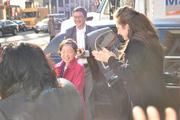 On Dec. 9, Emma Tran, a 10-year-old girl from Bethesda with Anemia-Fanconi's, received the VIP treatment as she arrived via limousine to be granted her wish through the Macy's and Make-a-Wish Foundation National Believe Day event. She was greeted by a cheering crowd at the Macy's Metro Center in D.C.