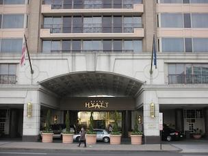 Host Hotels & Resorts will not be buying the Grand Hyatt in D.C.