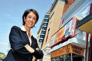 Kathy Hollinger will take over the Restaurant Association Metropolitan Washington in December.