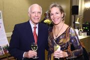 FreshFarm Market's annual Farmland Feast, which showcases Chesapeake Bay farmers and producers, was held Nov. 7 at The Ritz-Carlton in D.C. Guests included Charlie Yonkers and Charlotte Young.