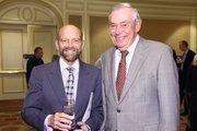 Michael Klein, left, and Richard Fairbanks.