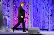 U.S. snowboarding champ Kevin Pearce was honored at the event.