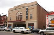 The Lincoln Theatre on U Street NW
