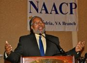 The Alexandria branch of the National Association for the Advancement of Colored People hosted its 78th annual Life Membership and Awards Banquet on Oct. 16 at the Hilton Alexandria Mark Center hotel. The keynote speaker was Dr. Lonnie Bunch, director of the Smithsonian's National Museum of African American History and Culture.