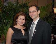 Christine Daya and Samer Korkor