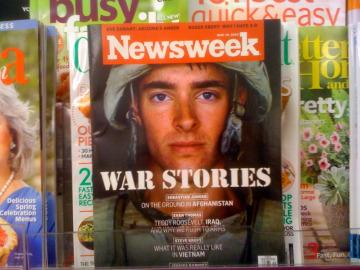 Newsweek will go out of print after 80 years.