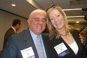 Matt Brenan and Karen Cleveland of Cleveland Group.