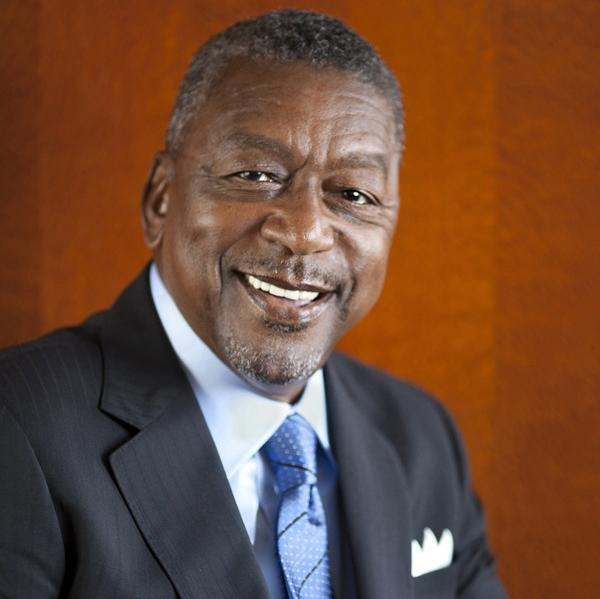 Robert Johnson was once the majority owner of the Charlotte Bobcats basketball team.