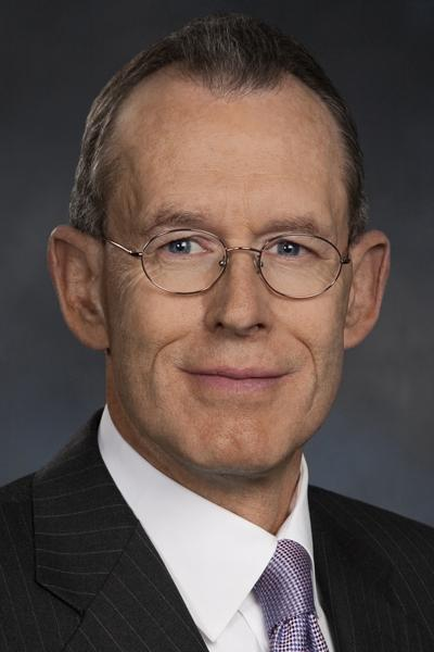 Lockheed Martin Corporation today reported third quarter 2012 net sales of $11.9 billion compared to $12.1 billion in 2011. Pictured is Lockheed CEO Bob Stevens.