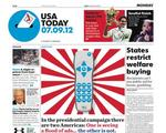 USA Today unveils redesign