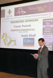 Casey Veatch of Veatch Commercial Real Estate.
