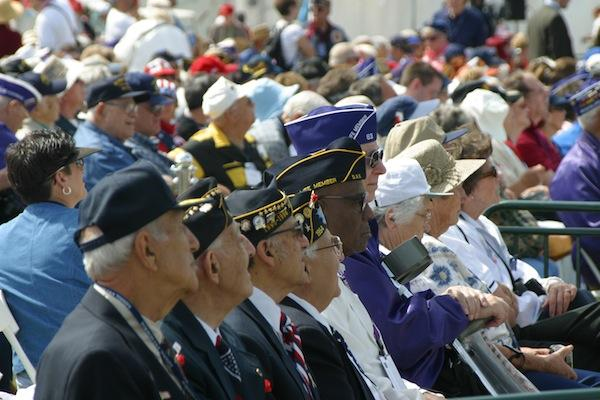Older generations of veterans had higher business startup rates than the population at large; that's not the case now.