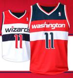 Washington Wizards' uniforms earn ESPN praise
