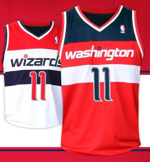 The Washington Wizards may not get to wear the new uniforms this year if the labor dispute doesn't come to an end.