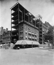 In the final years of the 19th century, Woodward & Lothrop continued to expand and purchase neighboring properties. A new façade facing G Street NW was designed by Henry Ives Cobb in 1898 and 1902. Two additional floors were added in 1912 and 1913, and yet another building was added in 1925.