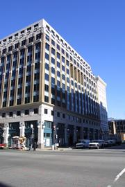 The building stands eight stories tall and once held over 400,000 square feet of retail space. The building was declared a D.C. historic landmark in 1964 for its architectural values and its role in the commercial history of Washington. The old Woodward & Lothrop Service Warehouse at 131 M St. NE was also declared a D.C. historic landmark in 1993, and added to the National Register of Historic Places in 2005.