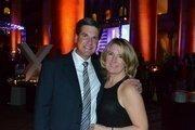 Jim Martinko, managing principal at the Reznick Group, with Jane Martinko.