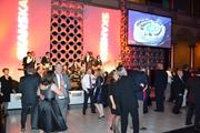 Builders' Ball guests danced to live music courtesy of The Hudson Project.