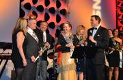 The 2011 King of the Ball is also announced! Steve Skinner of Suffolk Construction Co. is crowned.