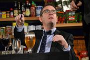 Host of the Food Network series 'Chopped' and former judge on Bravo's 'Top Chef' and Food Network's 'Iron Chef America' Ted Allen participated as a judge during Capital Food Fight.