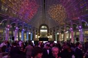 The Ronald Reagan Building hosted the annual fundraiser.