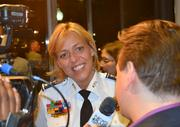 D.C. Police Chief Cathy Lanier shares her thoughts on how she expects the film to portray J. Edgar Hoover and the FBI.