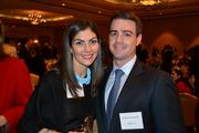 Erin Sowanick and her husband Jonathan, a financial advisor at Morgan Stanley.
